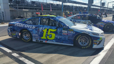 Premium Motorsports #15 Monster Energy Nascar Cup Series car driven by Michael Waltrip
