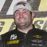 Picture of Anderson's Maple Syrup driver Bubba Pollard.