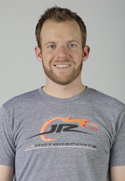 JRM / Anderson's Maple Syrup #7 Xfinity Series driver Regan Smith