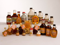 Anderson's Pure Maple Syrup Products