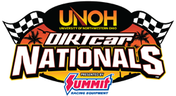 UNOH Dirt Car Nationals Logo